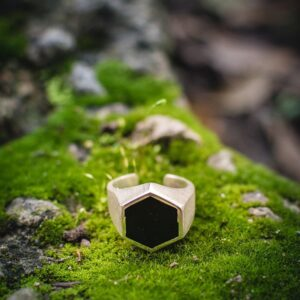 Anillo-Hexagonal-Elegante-Plata-Mexicana-925-Ajustable