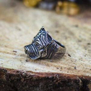 anillo-pitbull-alternativos-para-hombres-moda-mexicana-anillos-joyeria-moteros mexico-jewerly-for-men-acero-inoxidable
